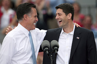 Mitt Romney and Paul split on BYU v Nortre Dame game