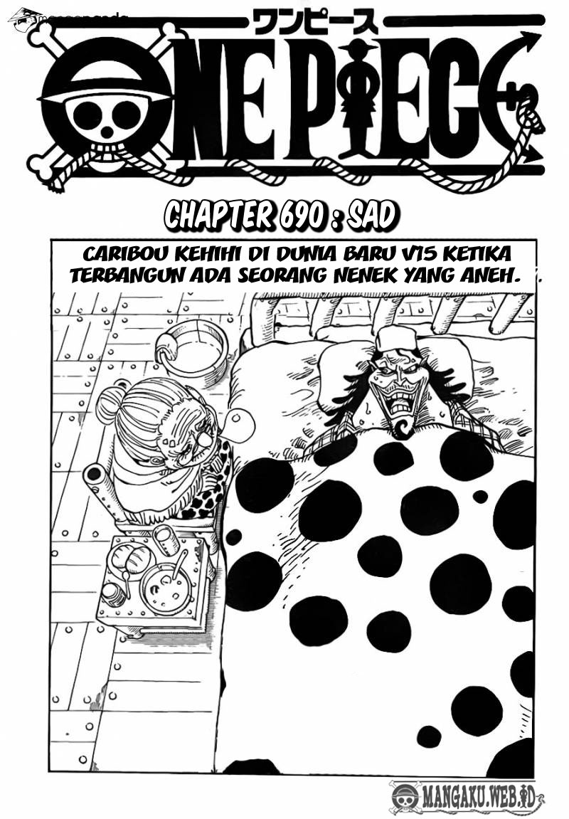 03 One Piece 690   SAD