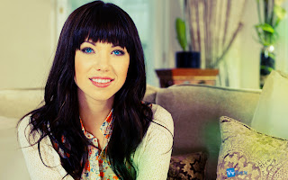 Cute Carly Rae Jepsen HD Wallpaper
