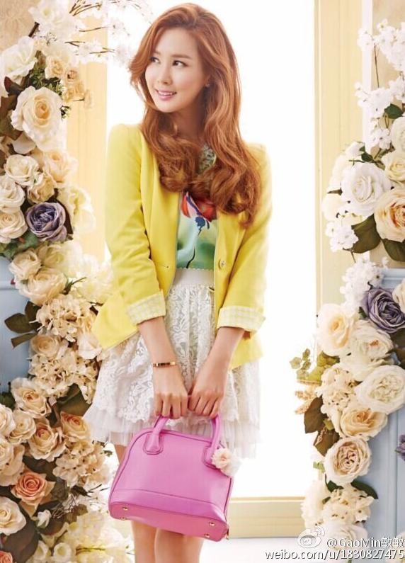 Moda Coreana 15 Looks Primaverales Para Este 2015 Mundo Fama Corea