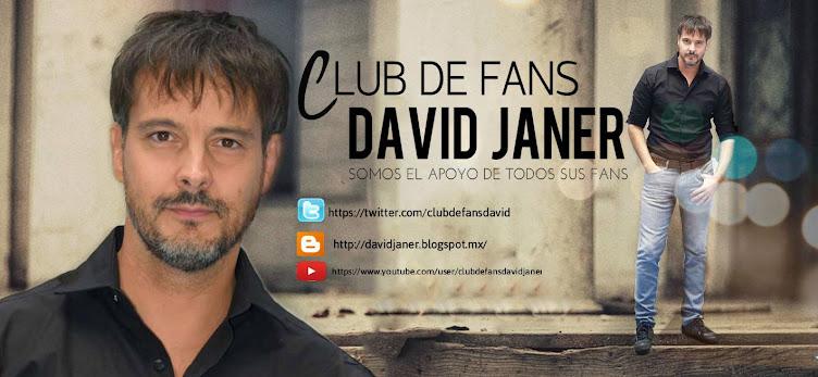 club de fans David Janer