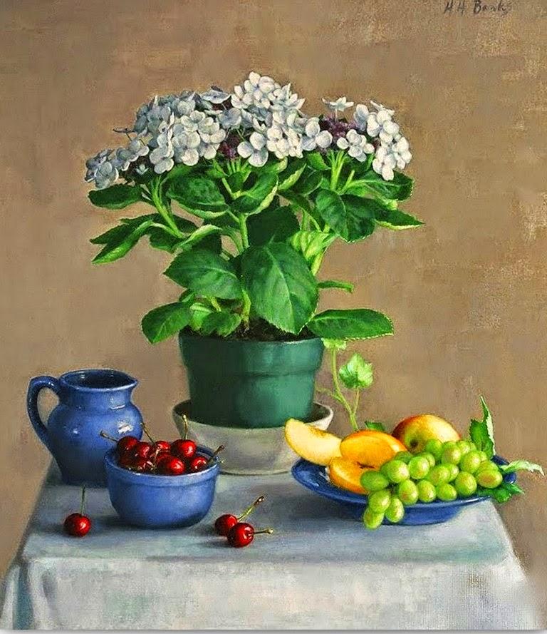 bodegones-con-frutas-y-flores-pintados