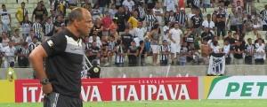 Atlético-GO 100% bate o Ceará dentro de casa.
