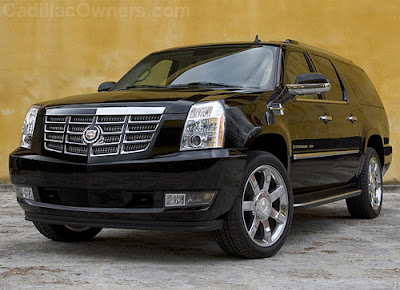 Cadillac Escallade ESV Wallpapers