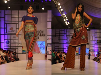 impressive fashion in Pakistan