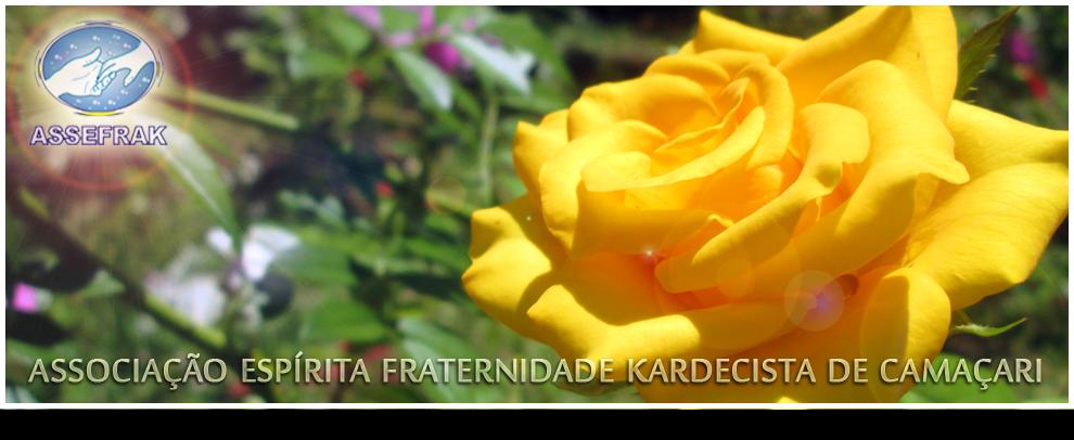 :.Associação Espírita Fraternidade Kardecista.: