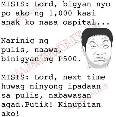 Ang Dasal ni Misis