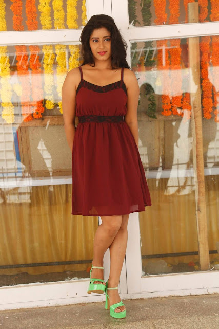 Manisha Latest Photos At Avantika Movie Launch