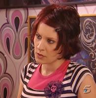 Aparición de Paula Ballesteros, Ruth en 'Médico de familia', en 'Los Serrano' en 2007