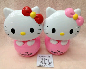 Lampu Body Hello Kitty