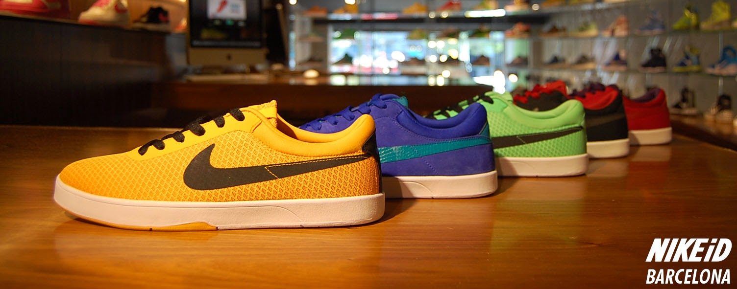 Zapatos Nike Sb Eric Koston