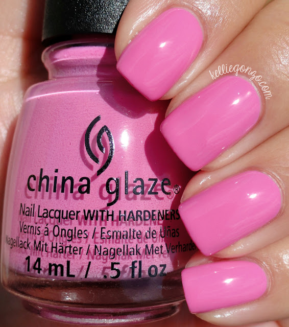 China Glaze Don't Mesa With My Heart