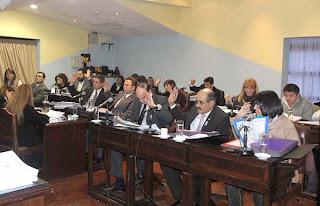 Presupuesto y tarifaria aprobados