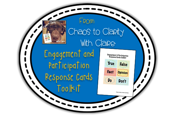 http://www.teacherspayteachers.com/Product/Engagement-and-Participation-Response-Cards-Toolkit-1204289