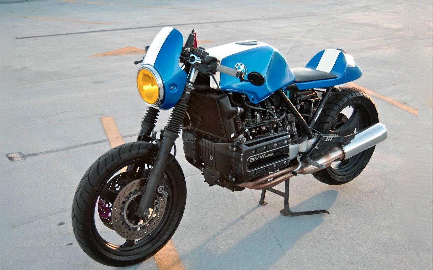 The Blue Key Inazuma Caf 233 Racer