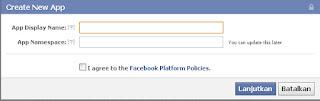 Membuat Komentar Facebook di Blogger