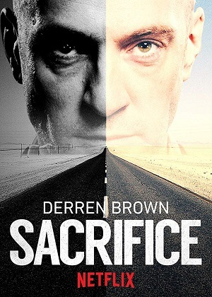 Derren Brown - Sacrifice Torrent torrent download capa