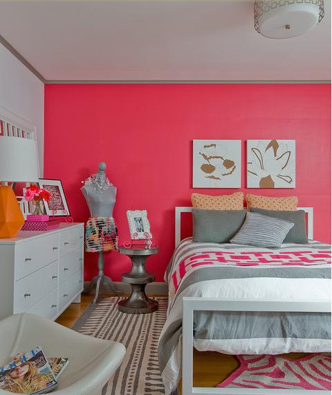 Teen Girl Room Paint Colors