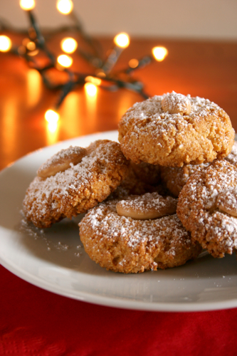 FRUGAL FITNESS ®: Frugal Recipe: Italian Almond Cookies