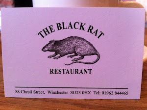 Black Rat card