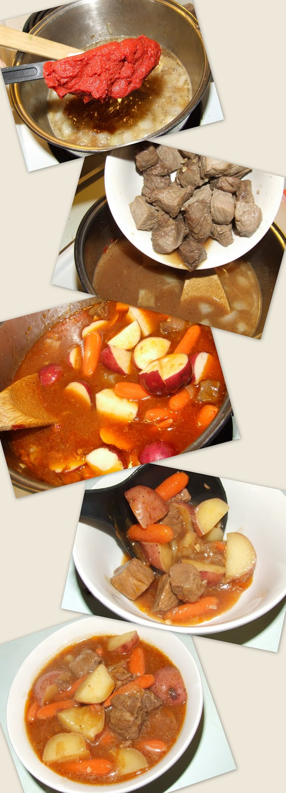 Beef Stew With Beer And Paprika Recipes — Dishmaps