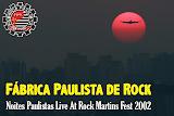 Noites Paulistas Alive