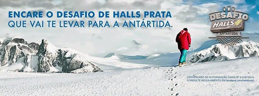 """""""Promoção Desafio Halls Prata"""""""