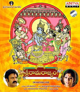 Sriramarajyam Telugu Mp3 Songs Free  Download -2011