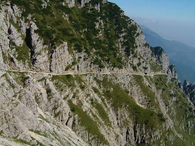 Estrada das 52 galerias – Itália