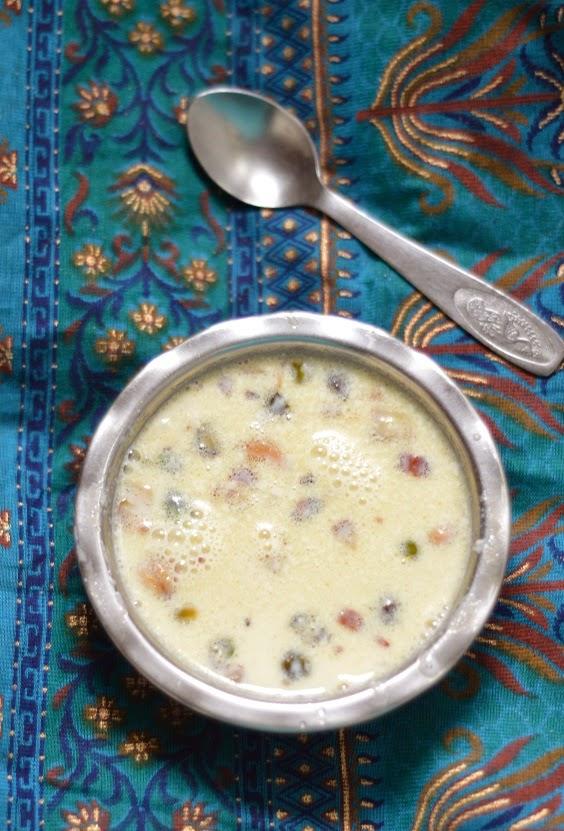 kheer/payasam recipes