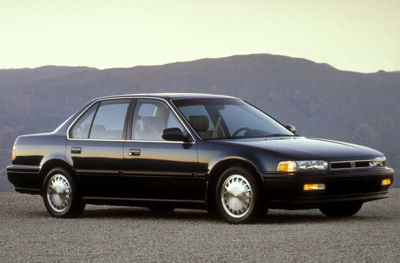 Junkmail Cars  The 4th Generation Honda Accord