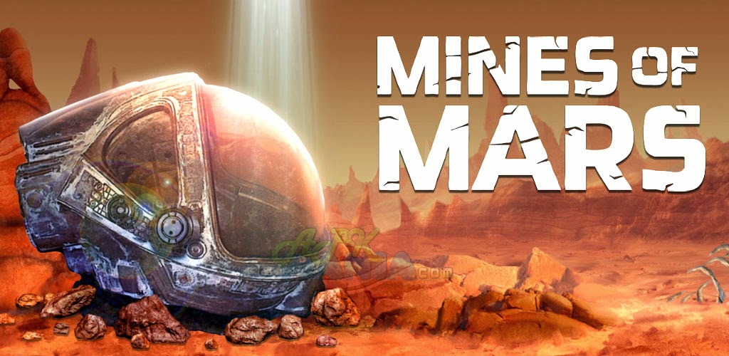 Mines of Mars Scifi Mining RPG v1.0711 APK+DATA