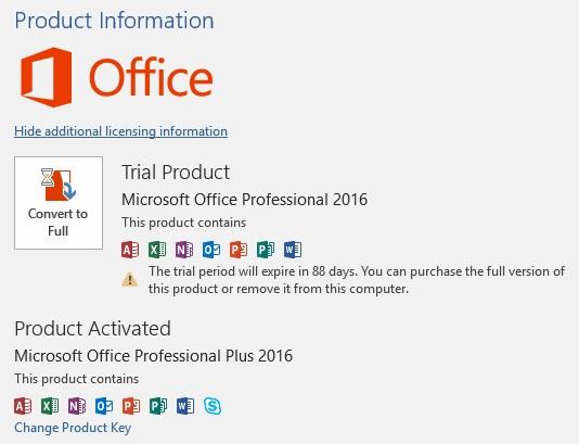 cara aktivasi microsoft office 2016 kmspico