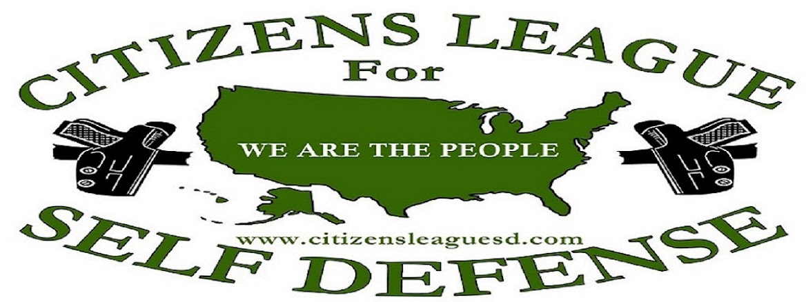 Citizens League For Self Defense