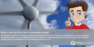 What's next with the cuts to renewable energy?