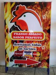 FRANGO ASSADO SABOR PERFEITO