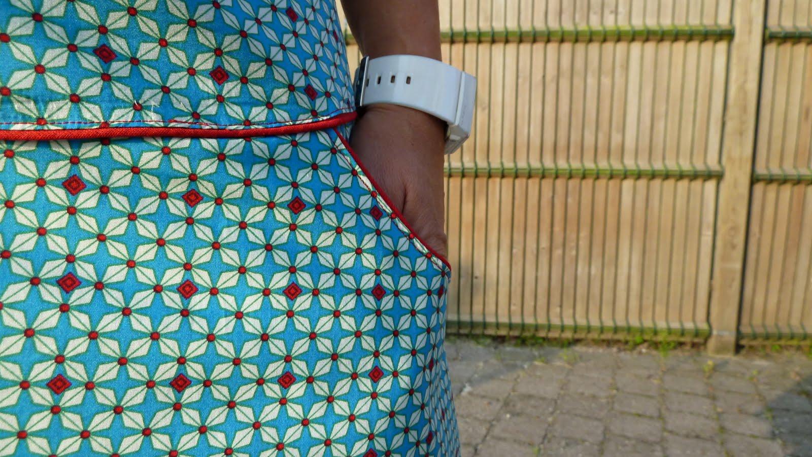 rok met zakken