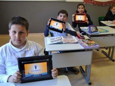 Fatih Projesi'nde Yerli Tabletler üretilecek
