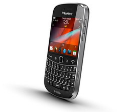 T-Mobile BB Bold 9900 smartphone