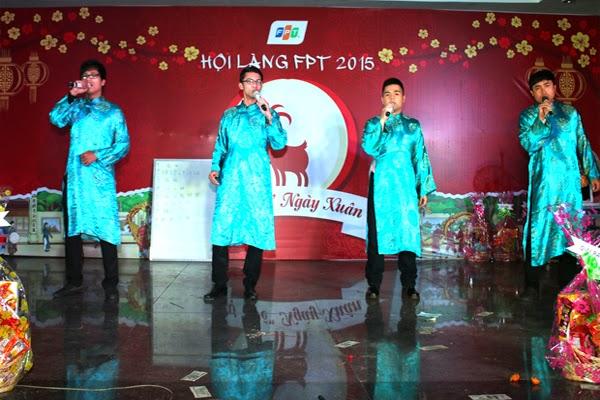 Tham Gia Phong Trào Phát Triển Văn Hóa Cùng FPT Đà Nẵng 1