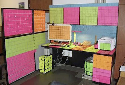 Creative April Fools Office Pranks Seen On www.coolpicturegallery.us