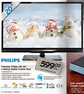 Telewizor Philips LED 20