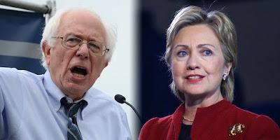 Sanders vs Clinton - Jonah Engler