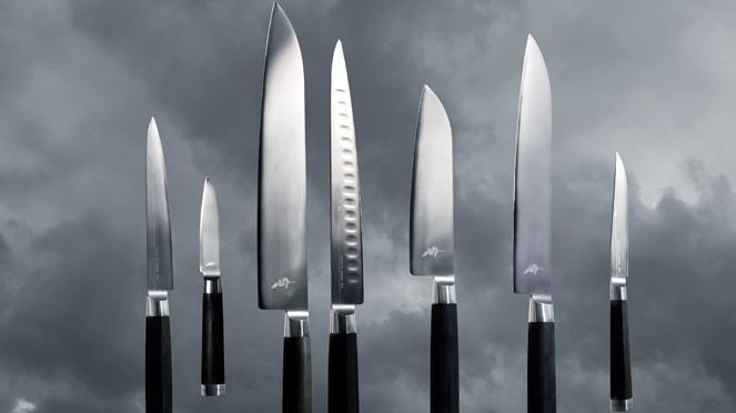 Couteaux haut de gamme michel bras kai - Couteaux de cuisine professionnel haut de gamme ...