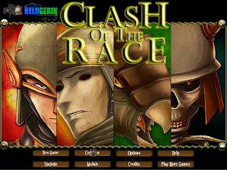 Clash of the Race