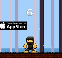 Game of the Week - Ninja Dude