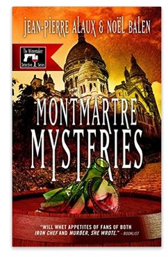 Montmarte Mysteries cover