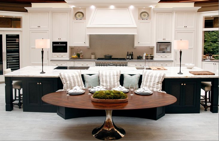 Duchess fare atlanta friends candice olson phipps for Candice olson kitchen designs photos