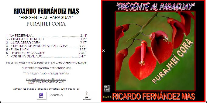 CD Presente al Paraguay