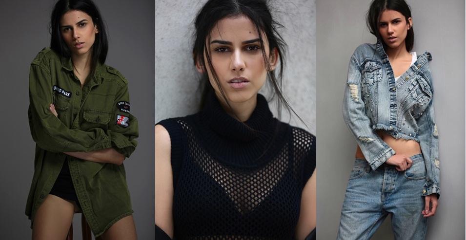 Modelo pernambucana inicia carreira internacional e está prestes a viajar para Ásia